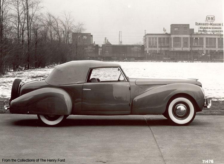 P833 71476 1939 Lincoln