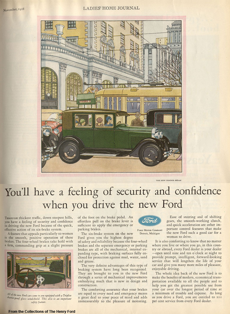 Image result for advertisement 1928 model a