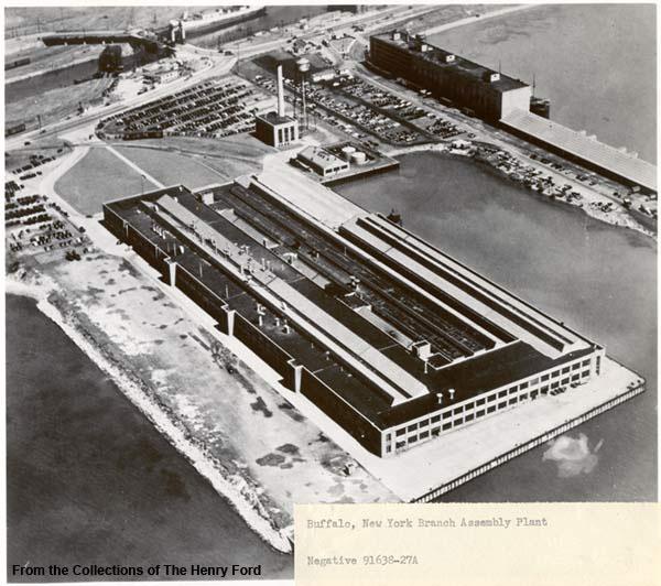 Ford Motor Company Buffalo Plant